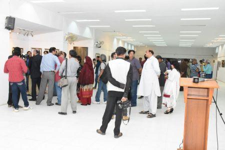 A Palette Knife Painting Exhibition At Ahmed Pervez Art Gallery, Arts Council Karachi (16)
