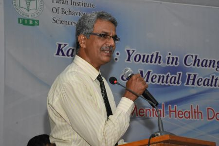 A Seminar On World Mental Health Day At Arts Council Karachi(2)