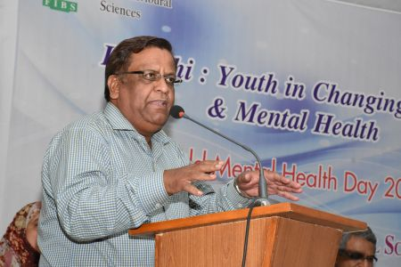 A Seminar On World Mental Health Day At Arts Council Karachi(3)