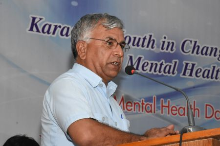 A Seminar On World Mental Health Day At Arts Council Karachi(4)