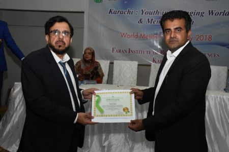 A Seminar On World Mental Health Day At Arts Council Karachi(6)