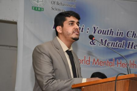 A Seminar On World Mental Health Day At Arts Council Karachi(7)