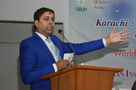 A Seminar On World Mental Health Day At Arts Council Karachi(9)