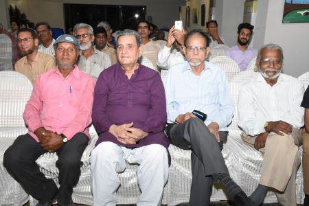 Adabi Nashist Arrainged By Adabi Committee Arts Council Karachi (15)