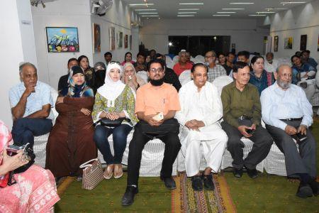 Adabi Nashist Arrainged By Adabi Committee Arts Council Karachi (16)