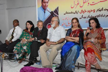 Adabi Nashist Arrainged By Adabi Committee Arts Council Karachi (21)