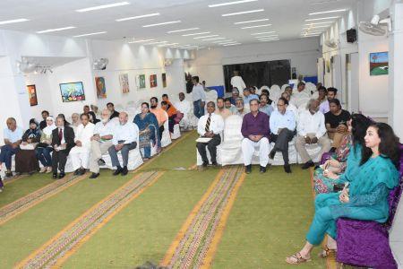 Adabi Nashist Arrainged By Adabi Committee Arts Council Karachi (2)