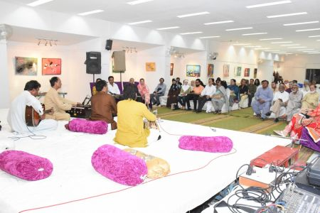 Adabi Nashist Arrainged By Adabi Committee Arts Council Karachi (35)