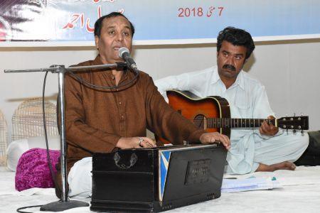 Adabi Nashist Arrainged By Adabi Committee Arts Council Karachi (36)