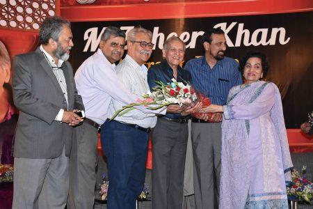 Aetraf E Kamal Of Producer And Director M Zaeer Khan (73)