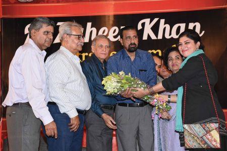 Aetraf E Kamal Of Producer And Director M Zaeer Khan (74)