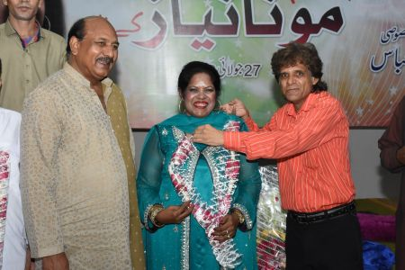 An Evening With Singer Mona Niaz, At Arts Council Of Pakistan Karachi (10)