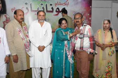 An Evening With Singer Mona Niaz, At Arts Council Of Pakistan Karachi (11)
