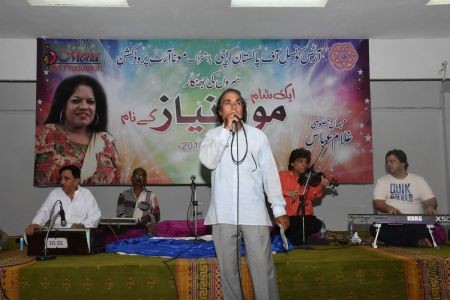 An Evening With Singer Mona Niaz, At Arts Council Of Pakistan Karachi (13)
