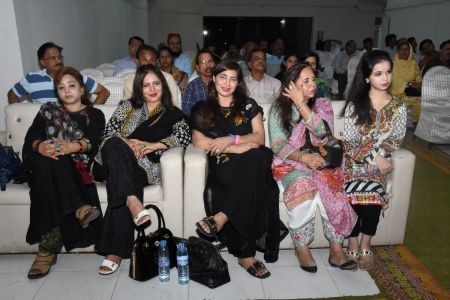An Evening With Singer Mona Niaz, At Arts Council Of Pakistan Karachi (14)