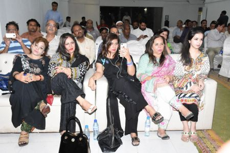 An Evening With Singer Mona Niaz, At Arts Council Of Pakistan Karachi (28)