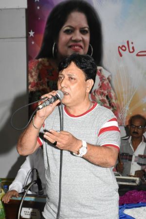 An Evening With Singer Mona Niaz, At Arts Council Of Pakistan Karachi (29)