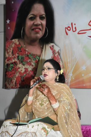An Evening With Singer Mona Niaz, At Arts Council Of Pakistan Karachi (32)