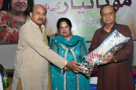An Evening With Singer Mona Niaz, At Arts Council Of Pakistan Karachi (9)