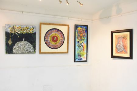 Annual Calligraphy Exhibition 2018 At Ahmed Pervez Art Gallery, Arts Council Karachi (31)