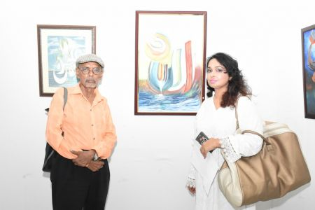 Annual Calligraphy Exhibition 2018 At Ahmed Pervez Art Gallery, Arts Council Karachi (34)