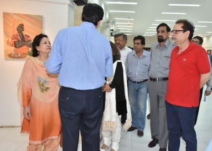 Arts Council Karachi 1