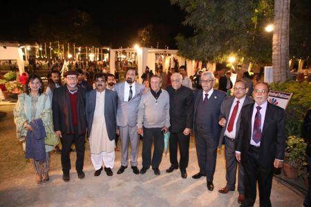 Arts Council Hosted Dinner In The Honor Of Adab Festival Delegates Delegates (5)