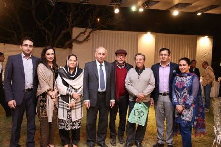 Arts Council Hosted Dinner In The Honor Of Adab Festival Delegates Delegates (7)
