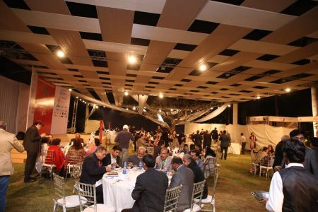 Arts Council Hosted Dinner In The Honor Of Adab Festival Delegates Delegates (9)