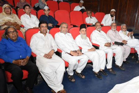 Arts Council Organized A Condolence Gathering For Muzafar Ahmed Hashmi (2)