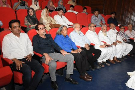 Arts Council Organized A Condolence Gathering For Muzafar Ahmed Hashmi (30)