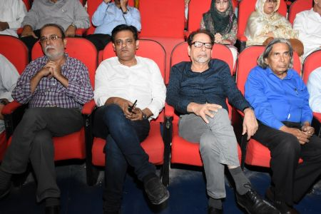 Arts Council Organized A Condolence Gathering For Muzafar Ahmed Hashmi (35)