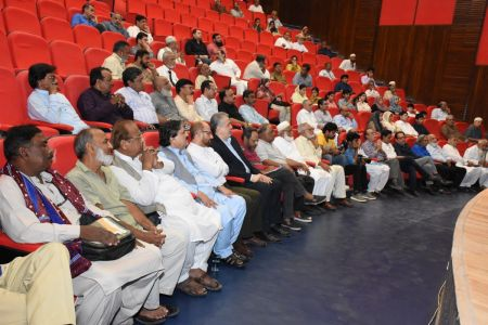 Arts Council Organized A Condolence Gathering For Muzafar Ahmed Hashmi (36)