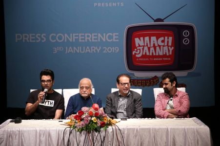 Arts Council\'s First Theater Play Production- Naach Na Jaanay (3)