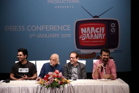 Arts Council\'s First Theater Play Production- Naach Na Jaanay (7)