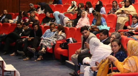 Audience Consisting Of Teachers And Students, Roadmap Teachers Conference At Arts Council Karachi-6