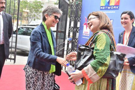 Australian High Commission & Dr. Fouzia Khan