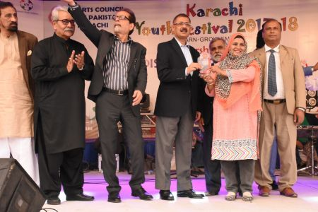 Award Distribution District East, Karachi Youth Festival 2017-18 (10)