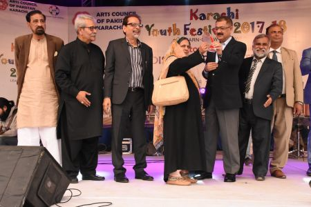Award Distribution District East, Karachi Youth Festival 2017-18 (14)