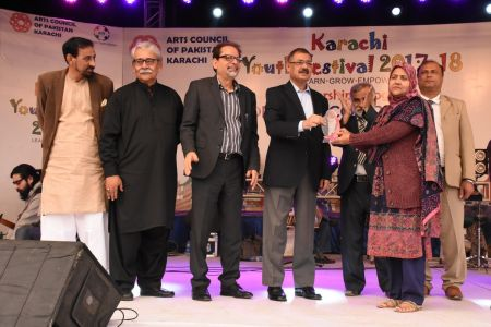Award Distribution District East, Karachi Youth Festival 2017-18 (15)