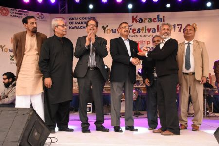 Award Distribution District East, Karachi Youth Festival 2017-18 (16)