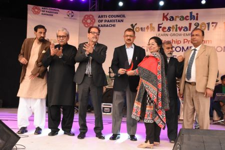Award Distribution District East, Karachi Youth Festival 2017-18 (1)