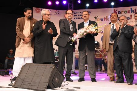 Award Distribution District East, Karachi Youth Festival 2017-18 (36)