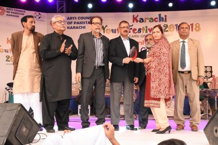 Award Distribution District East, Karachi Youth Festival 2017-18 (4)