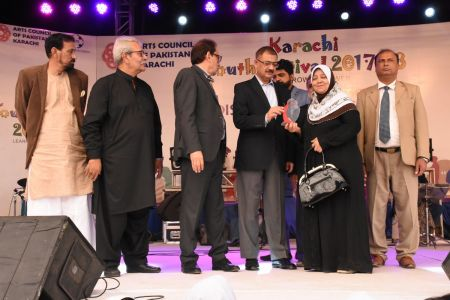 Award Distribution District East, Karachi Youth Festival 2017-18 (6)
