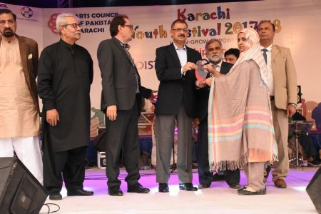 Award Distribution District East, Karachi Youth Festival 2017-18 (7)