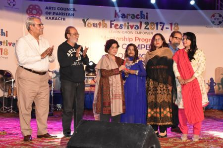Award Distribution Distt Korangi Youth Festival 2017-18 (11)