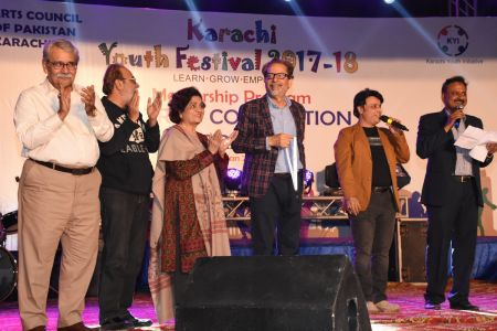 Award Distribution Distt Korangi Youth Festival 2017-18 (15)