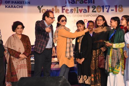 Award Distribution Distt Korangi Youth Festival 2017-18 (19)