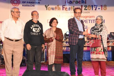 Award Distribution Distt Korangi Youth Festival 2017-18 (7)